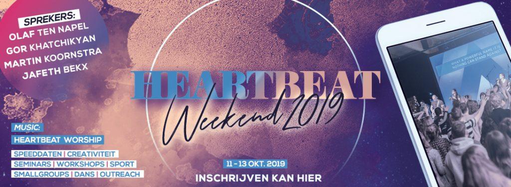 banner Heartbeat Weekend 2019