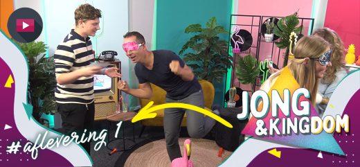 Check it out: de YouTube Show Jong & Kingdom met Christian Tan en Esther de Leeuw