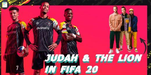 WOW! Christelijke artiest in FIFA 20