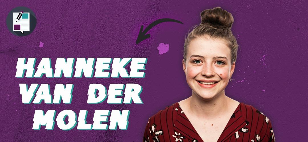 Hanneke vertelt hoe Anita haar hielp met haar pijn naar God te gaan