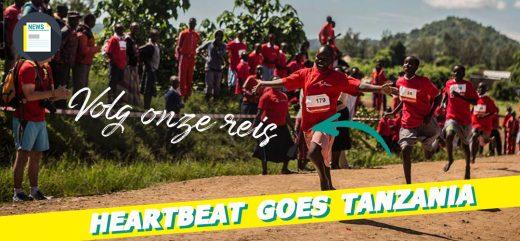 Niks missen van Heartbeat in Tanzania? Klik hier!