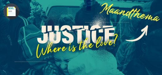 Maandthema: Justice – Where is the love?