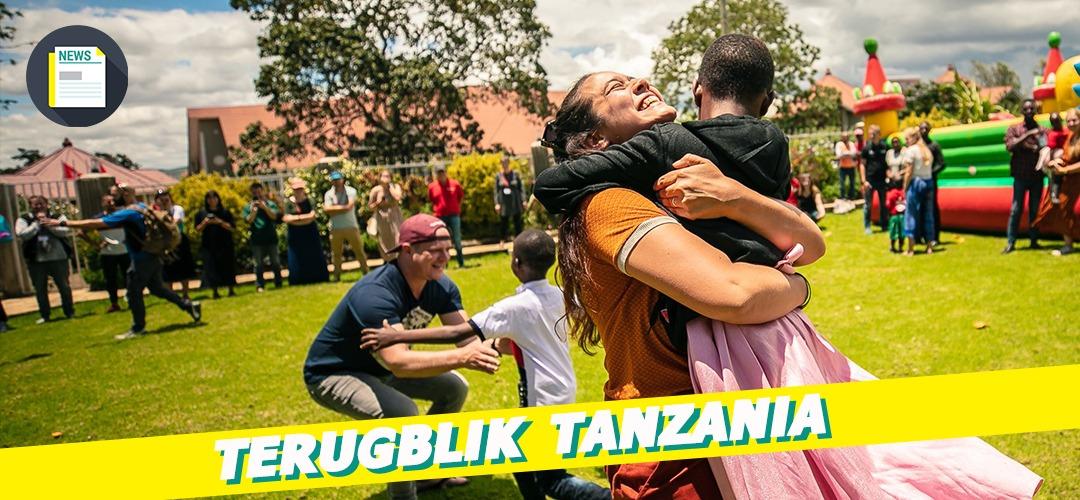 Dit was Heartbeat in Tanzania!