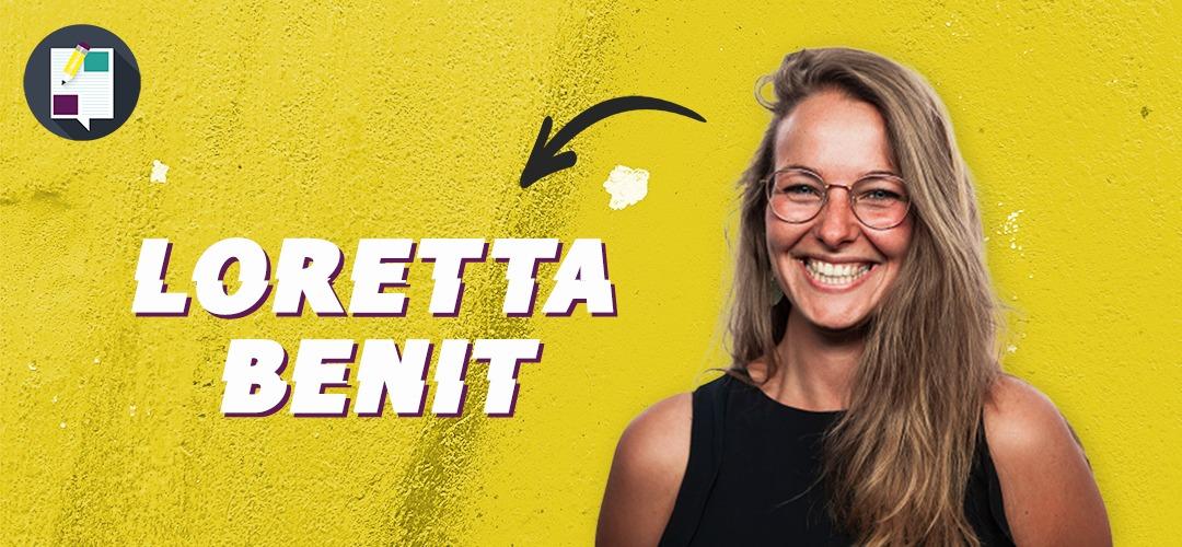 Je bekijkt nu Loretta was radicaal… Voor een six-pack.