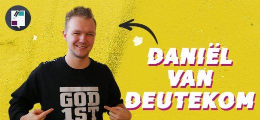 Lees meer over het artikel God sprak in een visioen en vroeg Daniël om Hem te volgen
