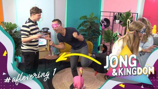 Lees meer over het artikel Check it out: de YouTube Show Jong & Kingdom met Christian Tan en Esther de Leeuw