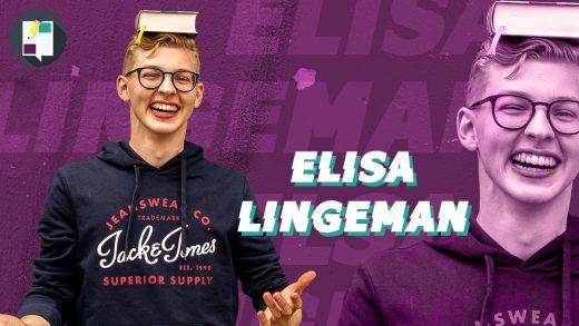Zoveel vragen over seks… Elisa vindt het allemaal maar verwarrend.