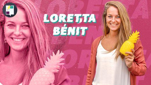 Welke versie van Loretta is fake, raad jij het?