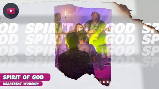 Neem even pauze voor wat worship met het heerlijke nummer Spirit of God