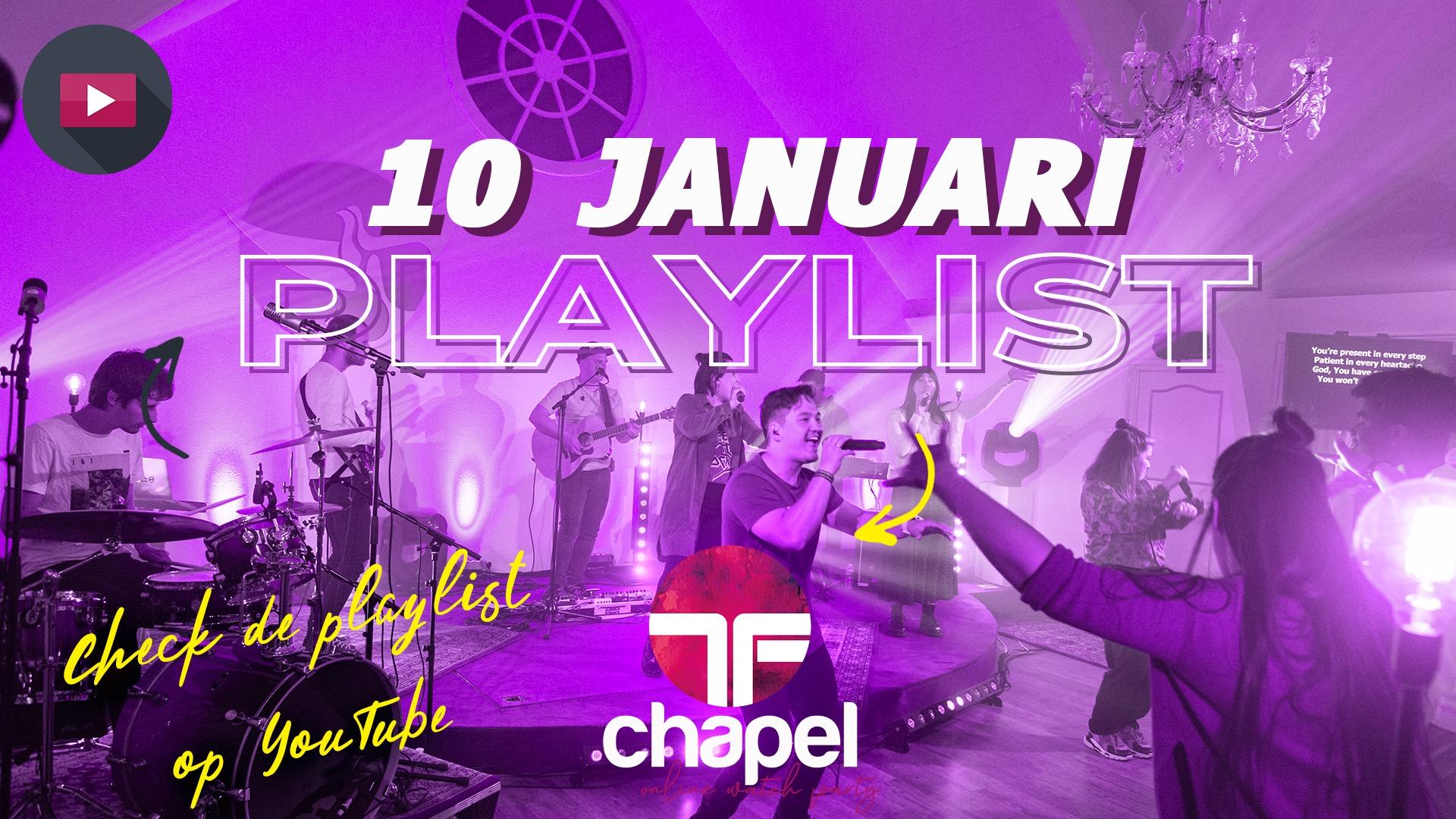 Kijk hier welke toffe nummers Heartbeat Worship voor je in petto heeft!
