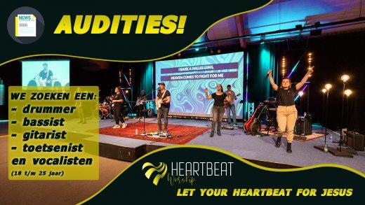 Lees meer over het artikel Yes! Als Heartbeat Worship gaan we weer uitbreiden en jij kan daar onderdeel van zijn.