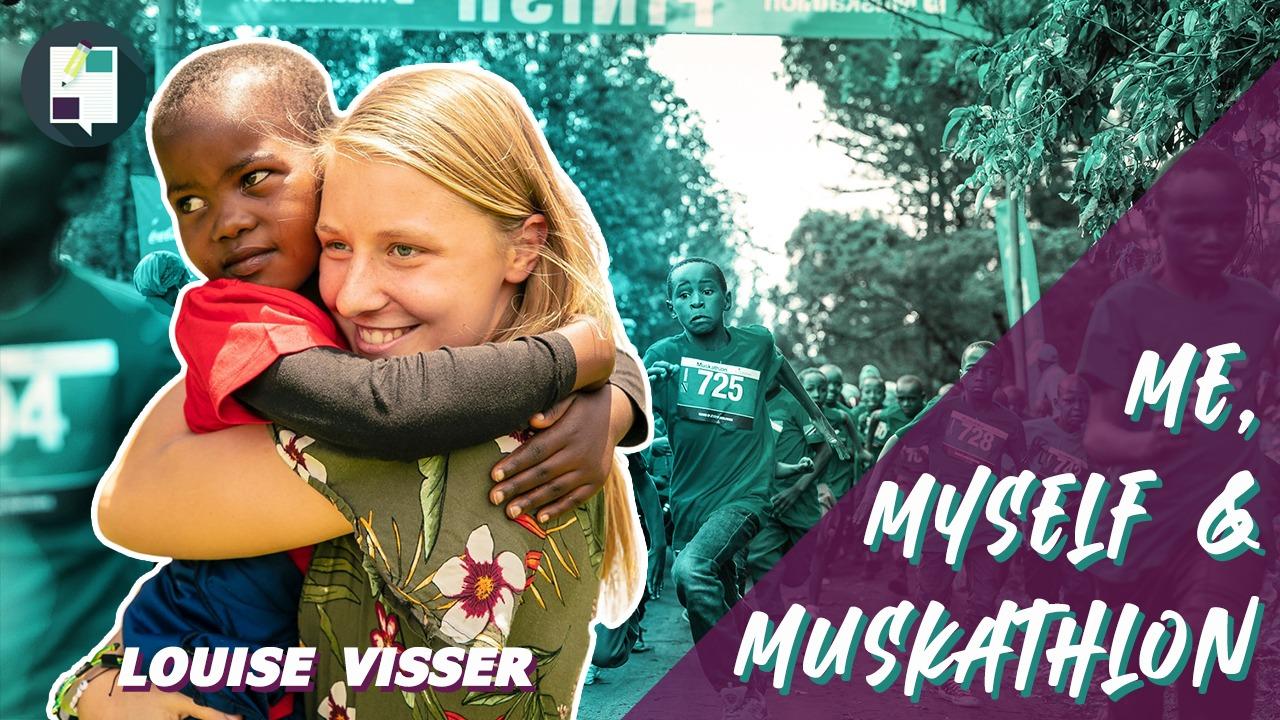 Je bekijkt nu Louise kreeg op haar reis naar Tanzania een heel bijzonder cadeau…