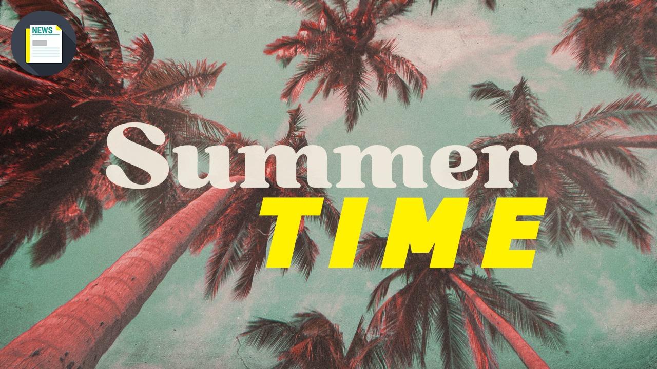 Je bekijkt nu Summertime! Relax & refresh in de zomermaanden!